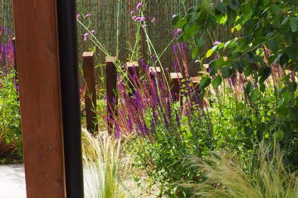Proyecto de jardinería en Ayegui (Navarra)